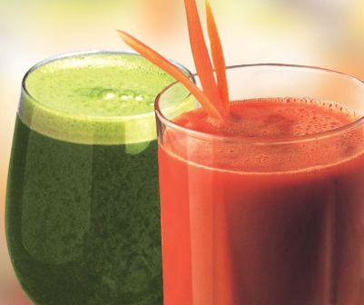 Wanna detox? : Have fresh juice