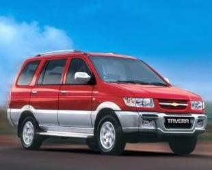 GM to come with BSIV version of Tavera in 2011