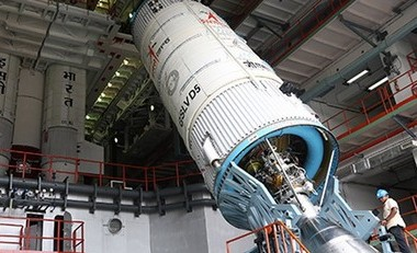 India's first defence satellite GSAT-7 ready for launch