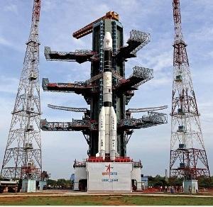 ISRO set to launch GSLV Mark-III