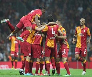 Galatasaray face Real Madrid in Champions League