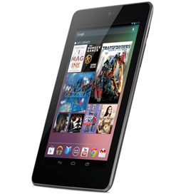 Google to enter the tablet market directly with Nexus 7 tablet