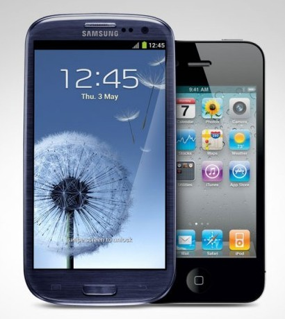 Samsung Galaxy S3 was top-selling US smartphone in July; iPhone 4S' share still growing