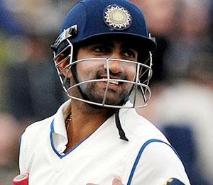 Gambhir to miss Mumbai Test