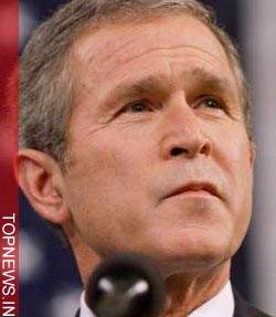 US friendship with Pakistan in India's interest: Bush