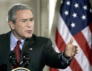 Bush claims his decisions kept US safe
