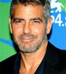 Dad says George Clooney not moving to D.C.