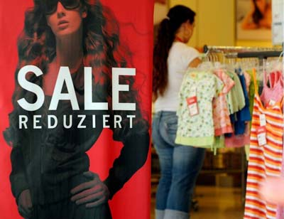 Creditors vote to close chain of 54 German department stores