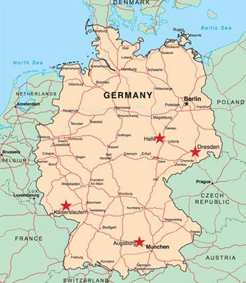Monster Designs Koln Germany Map - Map of koln germany