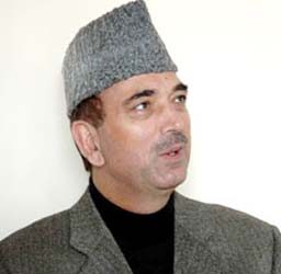 Azad Shows Worry Over NE Health Scenario