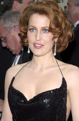 X-Files star Gillian Anderson lined up for Doctor Who