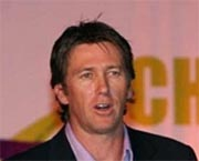 McGrath says Steyn will have to pass the ultimate test against Australia
