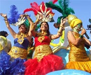 Three-day Goa Carnival begins