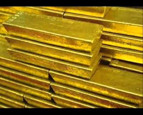 54 kg gold haul at Bangalore airport