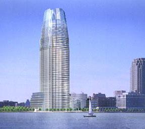 sede della Goldman Sachs