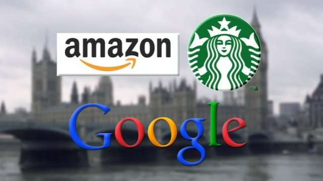 UK lawmakers criticize Amazon, Google and Starbucks over tax avoidance