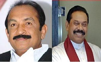 Vaiko condemns special treatment for Lankan president at Tirupati