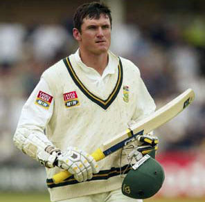 South African stars Graeme Smith