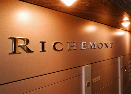 Richemont sees luxury-goods sales slip, outlook cautious