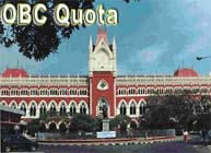 Centre seeks removal of Calcutta High Court's stay order on OBC quota