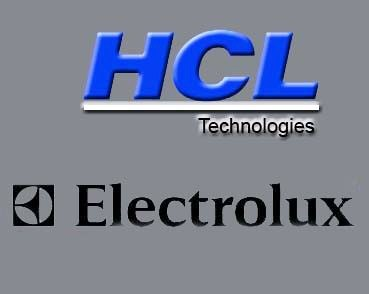 HCL Technologies in deal with Electrolux