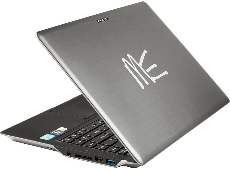 HCL introduces its first ultrasmart ME ultrabook in India
