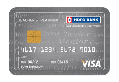 HDFC Bank marks Teacher's day with new 'Teacher's Credit Card'
