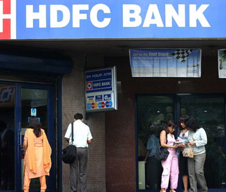 HDFC's quarterly net profit rises 12% on strong loan growth