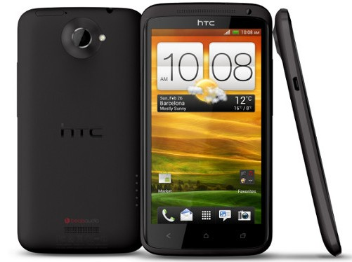 HTC announces new One X+