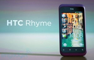 HTC launches new 'Rhyme' smartphone in New York