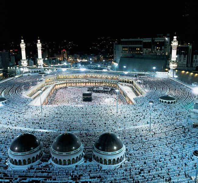 Floods kill 48 as Haj pilgrimage begins in Saudi Arabia ...