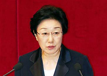 Former South Korean premier arrested on bribery charge