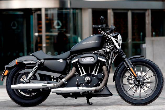 Harley Davidson  Iron Price In India