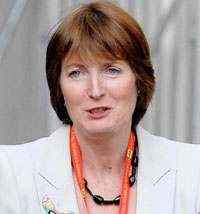 Deputy Labour Party leader Harriet Harman