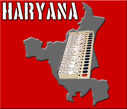 Re-poll in 9 Haryana booths again marks 90 percent vote