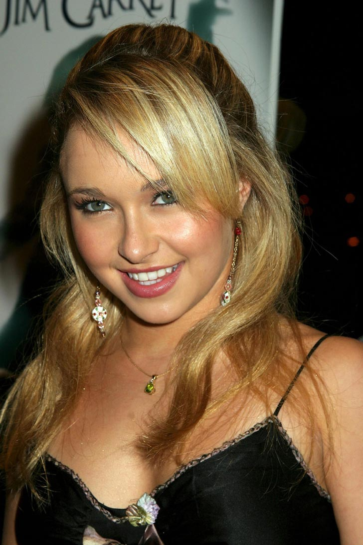 Female Celebrity Hairstyles Hayden Panettiere