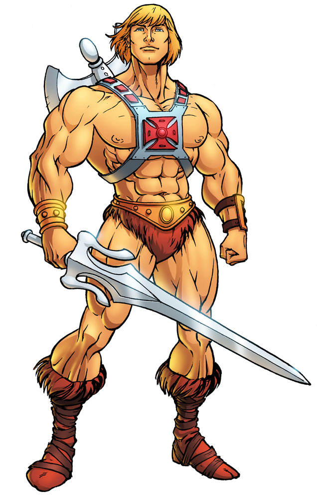 He-Man to come as a movie