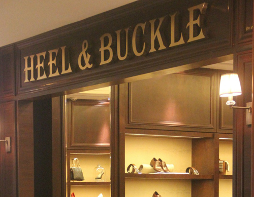 Heel-and-Buckle