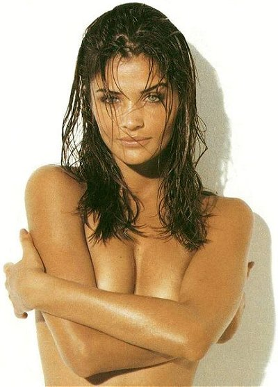 Helena Christensen - Wallpaper
