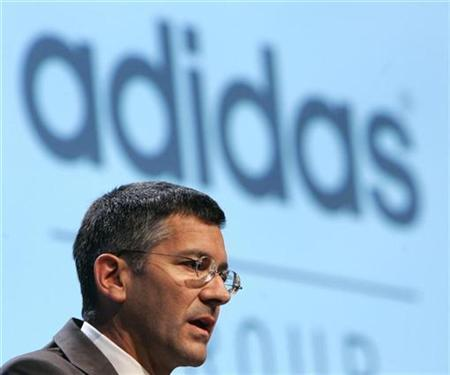 Adidas files criminal complaint for irregularities