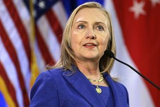 Agreement on budget is essential for global leadership, says Hillary Clinton