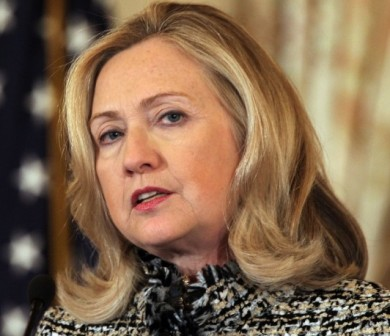 We're not interested in staying in Afghanistan: Hillary Clinton