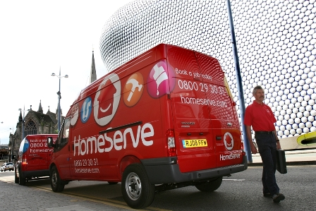 Homeserve to cut 300 jobs in the UK