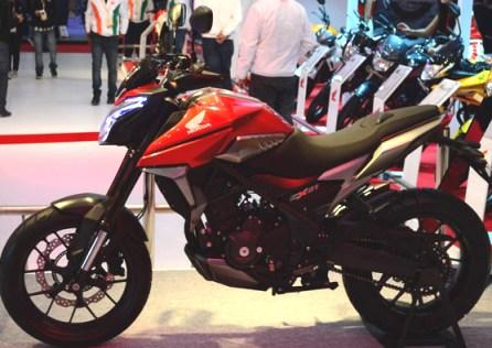 Honda Launches New CB Unicorn 163cc In Delhi
