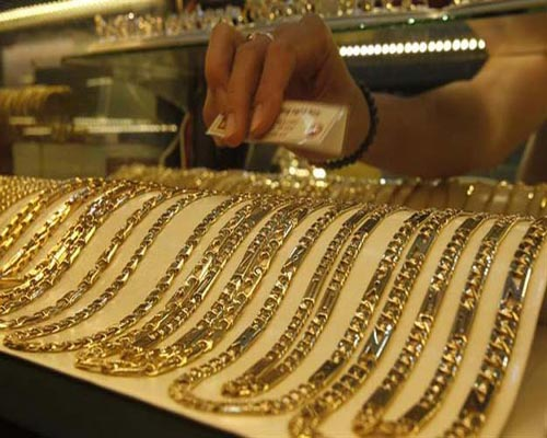 Gold price opens higher in Hong Kong