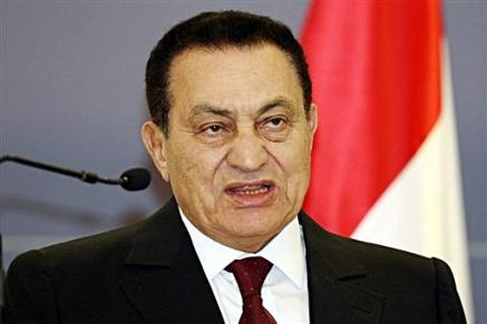 mubarak labor day speech 2009