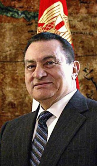 19th, 2008 --Egyptian President Mohammed Hosni Mubarak