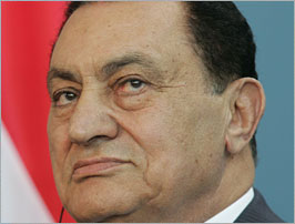 "Mubarak: ""Foreign powers seek to sabotage Egypt"""