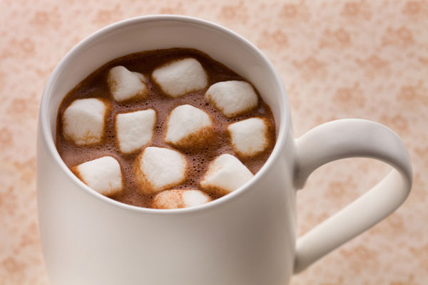 how to make one cup of hot chocolate