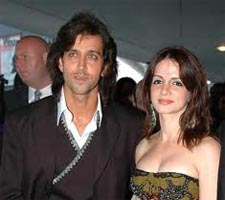 Hrithik-Sussanne To Throw A Lavish Party To Celebrate 10th Marriage Anniversary!